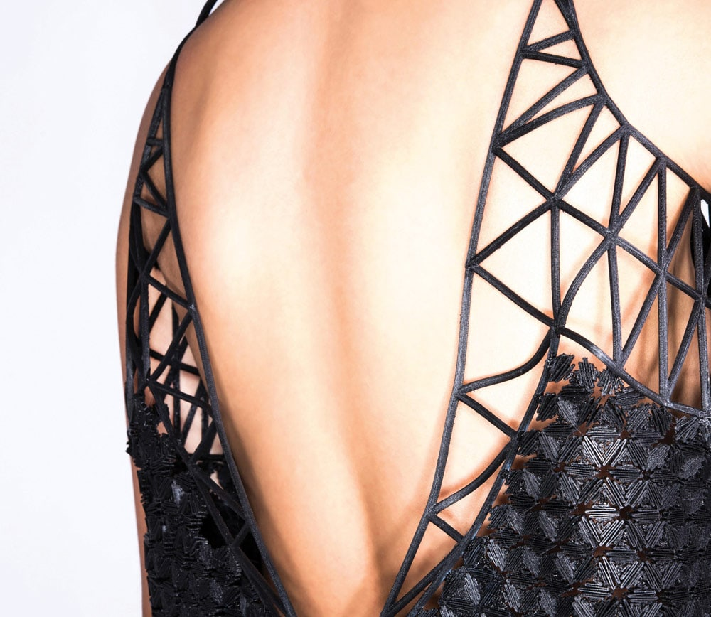 The Evolution Of Material And Design: New Path Towards 3D Printed Fashion