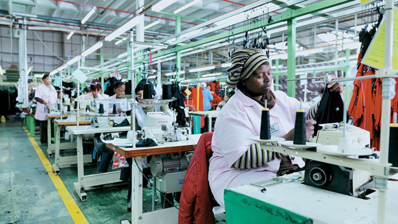 South African unveiling agenda for textiles and apparel industry retrieval